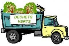 Rappel - Collecte des déchets verts