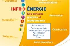 Espace Info-Energie : permanences décentralisées